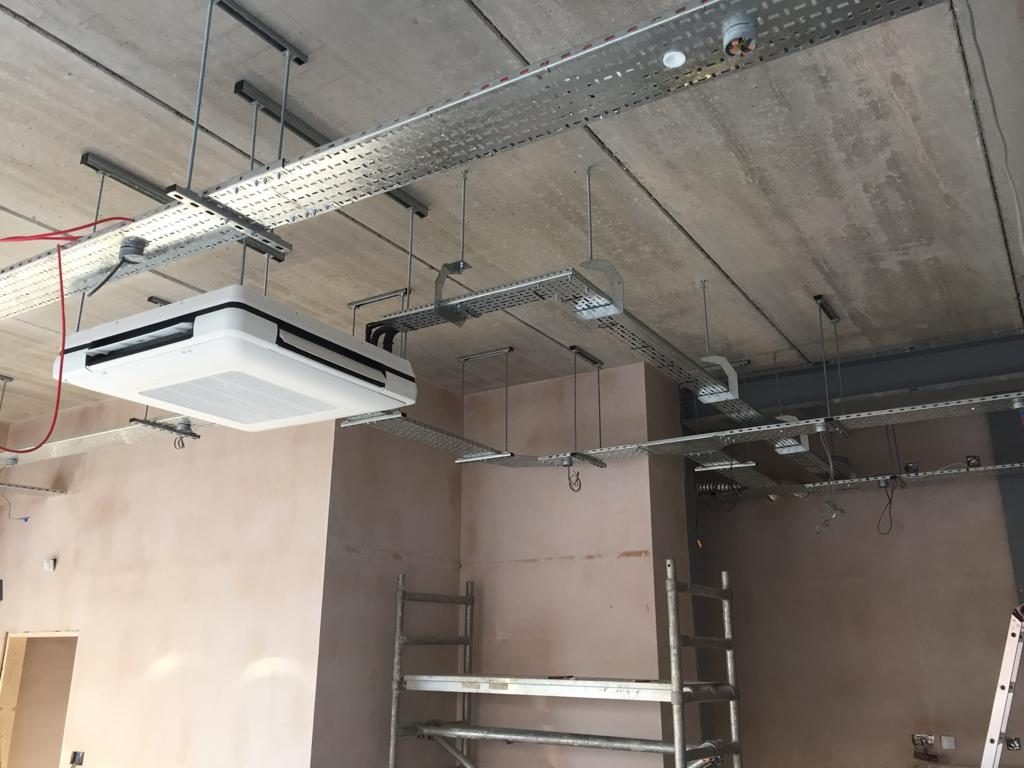 Hinckley air conditioning commercial and industrial installations