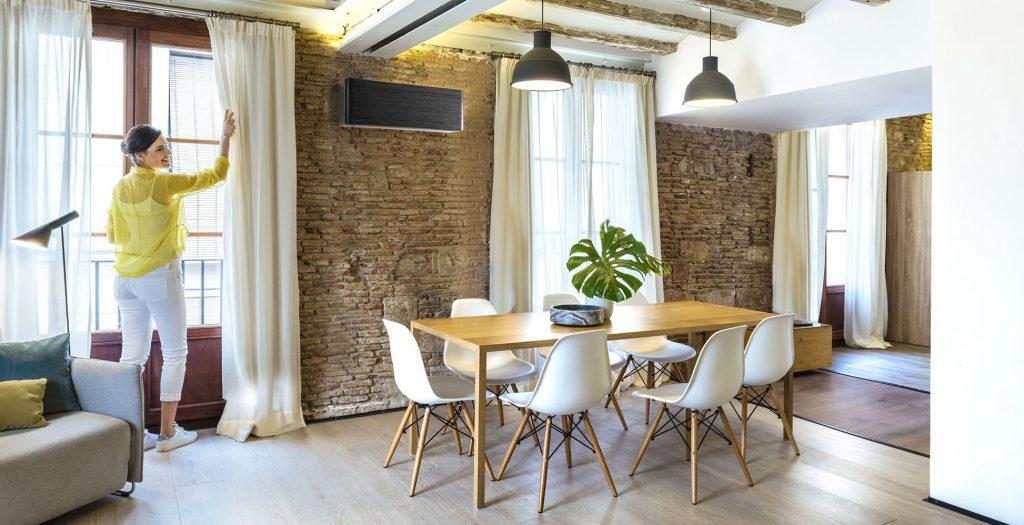 Hinckley air conditioning domestic installations
